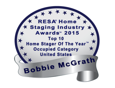 Top 10 Home Stager of the Year-2015!